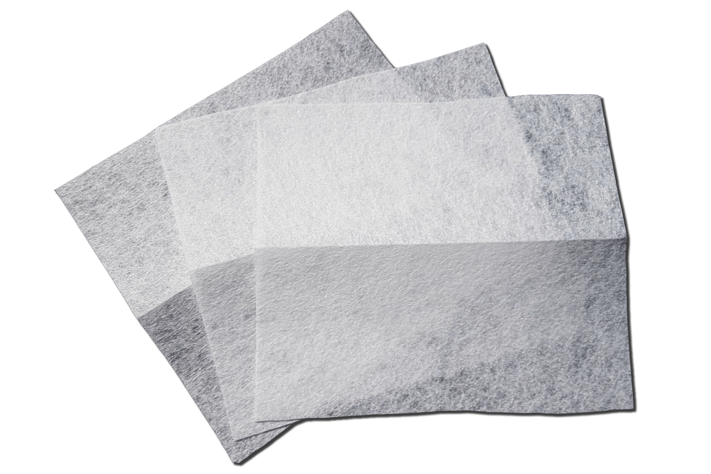 Zuschnitte Filtermaterial  160x180 mm